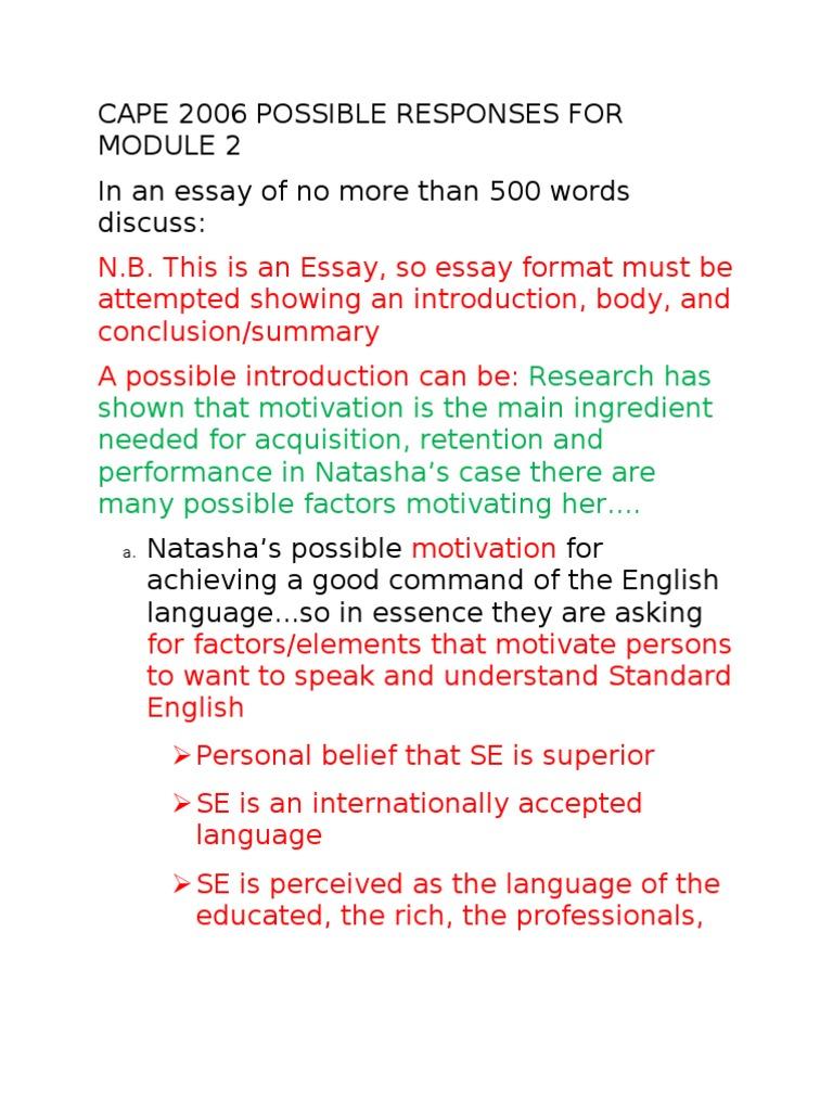 Photosynthesis Essay Natasha  Self Improvement Motivation V Natasha  An Essay  On English Language An Essay On English Language Process Essay Thesis Statement also Process Essay Thesis Statement An Essay On English Language Film Study Essay Sample English Essays