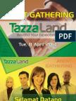 Tazzaland Presentation 110414