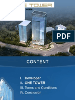Presentation @ New Prestigious Strata Office Building ONE TOWER (2)