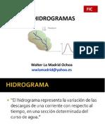 8 - Hidrogramas