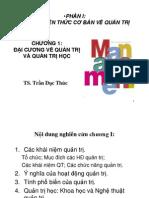 Management - Chapter 1