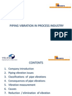 Piping Vibration