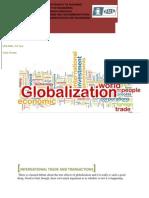 Homework 1- Globalization