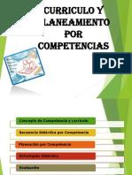 Curriculo y Planeamiento Por Competencias