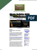 Shale Justice Newsletter June-July 2014