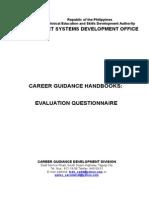 TESDA Questionnaire
