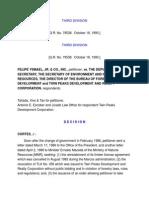 Felipe Ysmael, Jr. & Co., Inc., Petitioner, Vs. the Deputy Executive