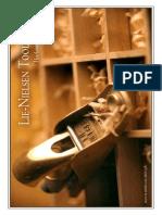 Lie Nielsen Catalog 2013