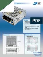 Amp PS50A24 Datasheet