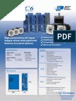 Amp STAC6 Datasheet