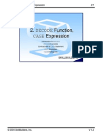 Decode Case Function