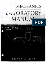 Soil Laboratory Manual-Das