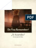 Do You Remember-Spanish