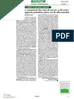Italia Oggi Editoriale - Assoluzione Alfredo Romeo