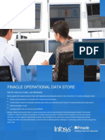 Finacle Operational Data Store - A Secure & Reliable Technology