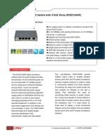 POE31004P Datasheet
