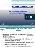 Boiler Plant Operation