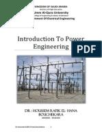 Intorduction to Power Engineering - 4 Generators