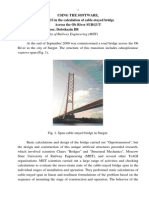 ANSYS and Cable Stayed Bridge