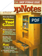 ShopNotes Issue 80