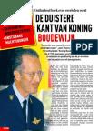De duistere kant van koning Boudewijn