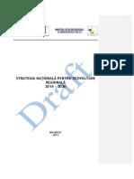 Strategia Dezvoltare Regionala - Iulie 2013_SNDR2013
