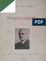 Rosetti Marturisiri