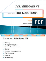 linuxvswindows By Quontra Solutions