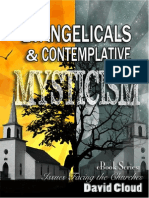 Evangelicals and Contemplative Mysticism