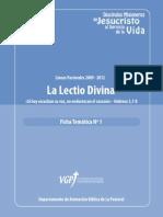 Ficha1 Lectio Divina