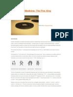 On Chinese Medicine
