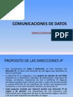 Apunte Practico Nro 8 - Direccionamiento IPv4