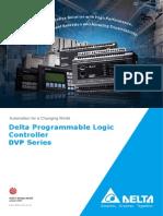 Delta DVP Catalog