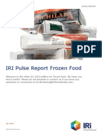 Pulse Report Frozen Food Q1 2014