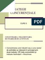 Strategii Concurentiale Curs