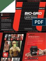 Bio-Gro HyperGrowth Lean Mass v2