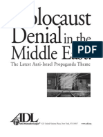 Holocaust Denial in the Middle East