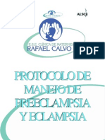 Protocolo Preeclampsia Eclampsia