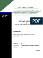 TECHNIQUES DE PROGRAMMATION