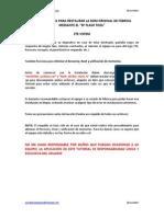 Tutorial Completo Restaurar Rom Original v970m(Aplicar Bajo Responsabilidad Del Usuario)