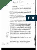 Resolucion Ministerial Nâº2010