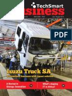 TechSmart Business, Issue 6, Jul-Aug 2014