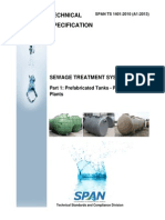 Packaged Plant Prefab Tank SPAN 1401 A1 Publication 2013(Part1)