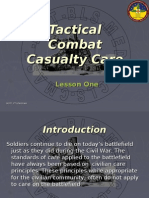 Chapter 1 - Tactical Combat Casualty Care