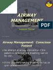 Chapter 3 - Airway Management