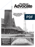 The Brant Advocate, Issue 35, July/August 2014