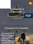 Chapter 9 - Transport a Casualty