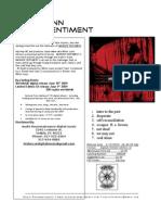 Jason Mann-Mannick Sentiment-One Sheet-AR0038