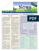 Faith And Family News Summer 2014
