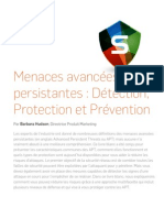 Sophos Advanced Persistent Threats Detection Protection Prevention
